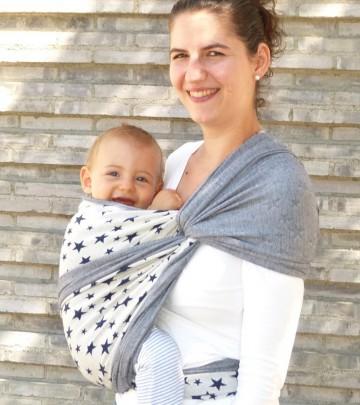 Fascia Porta Bebè Elastica Didymos