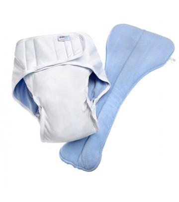 Inserto aggiuntivo per pannolini lavabili per adulti e ragazzi Bambinex