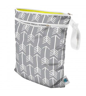 Wet bag small 'Asciutto/bagnato' Planet Wise