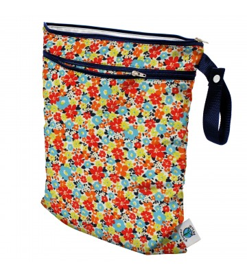 Wet bag small 'Asciutto/bagnato' Planet Wise