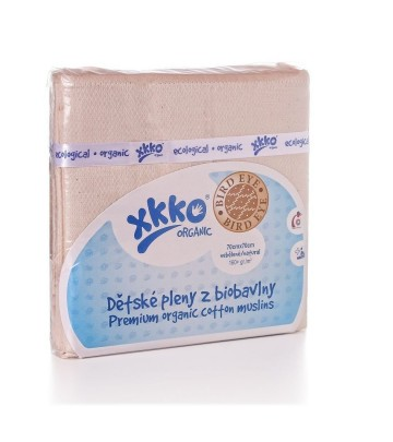 Inserto Bird Eye in cotone organico Kikko - 5 pz
