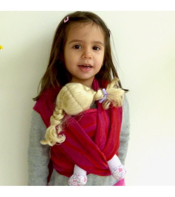 Fascia per bambole Doll Sling Didymos