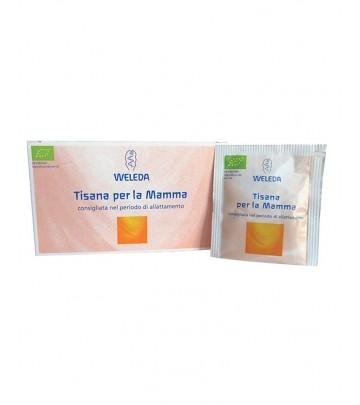 Tisana Weleda per la Mamma