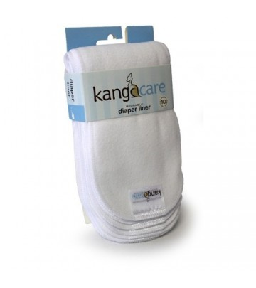 Veli cattura pupù in micropile Kangacare - 10 pz.