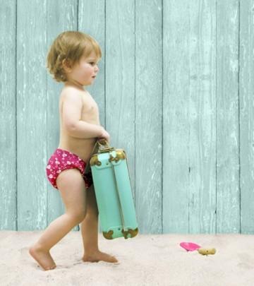 Costume contenitivo Bambino Mio - Taglia Large (9-12 kg)