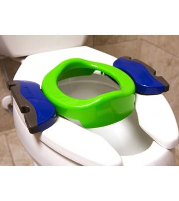 Vasino portatile e riduttore WC Potette 2 in 1