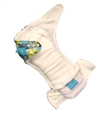 Pannolino lavabile Pocket One Size Charlie Banana Organic