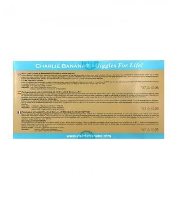 Salviette Lavabili Charlie Banana Doppio Strato (Cotone Organico e Micropile) 10 pz.