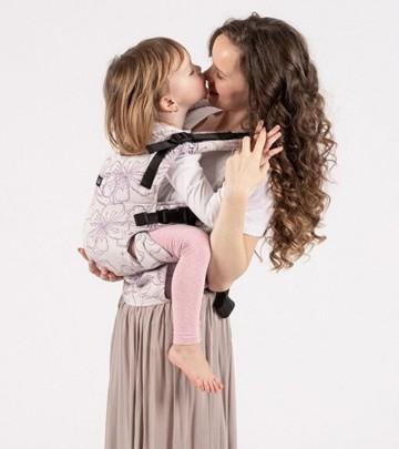 Marsupio Ergonomico Regolabile ISara The One Standard + Toddler