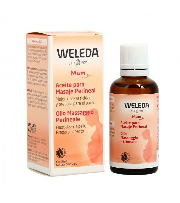 Olio Weleda per Massaggio Perineale