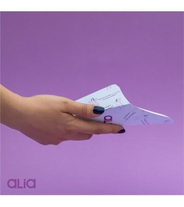 Conetti monouso per fare pipì in piedi Alia - 6 pz.