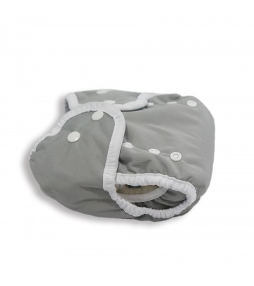 Cover Copri Pannolino Thirsties Size Two (8-18 kg)