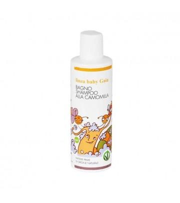 Shampoo e Bagno 2 in 1 alla Camomilla Cosm-Etica
