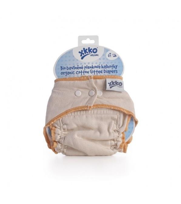 Fitted in cotone organico Kikko