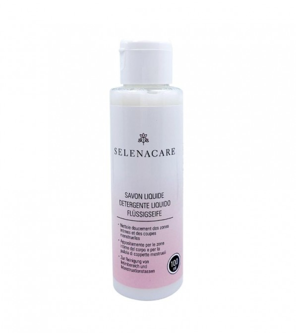 Detergente 2 in 1 per coppetta mestruale Selenacare