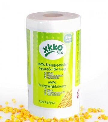 Veli cattura pupù biodegradabili Kikko - 200 veli