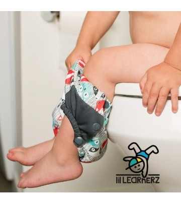 Lil Learnerz - Coppia di Mutandine Trainer - XS (6,8 - 11,3 kg)