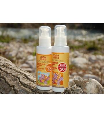 Crema Solare SPF 30 Cosm-Etica - 125 ml