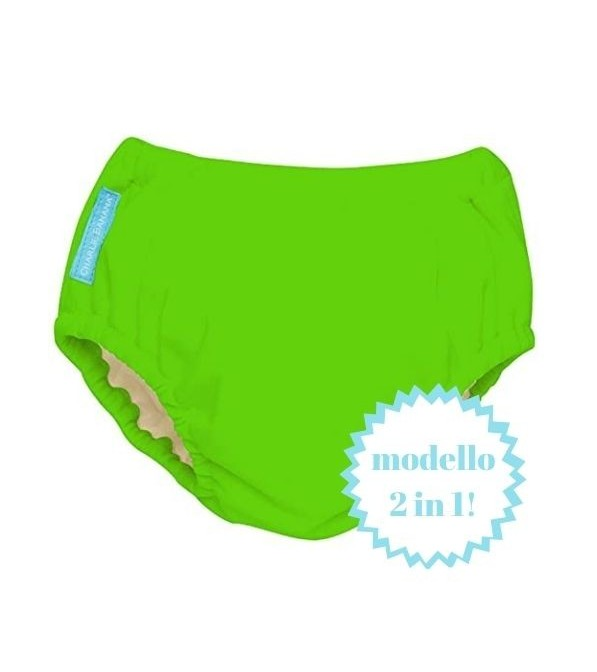 Costume Contenitivo 2 in 1 Charlie Banana SMALL (4.5-6kg)