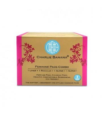 Kit Prova Assorbenti Lavabili Charlie Banana - 4 pz.