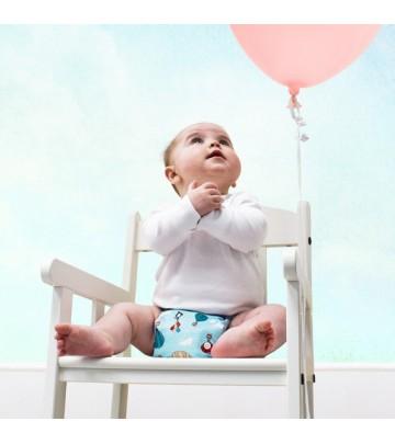 Pannolino lavabile All in One Bambino Mio Miosolo