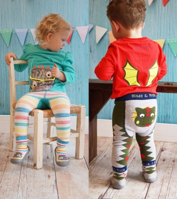 Leggings Blade & Rose 2/3 anni